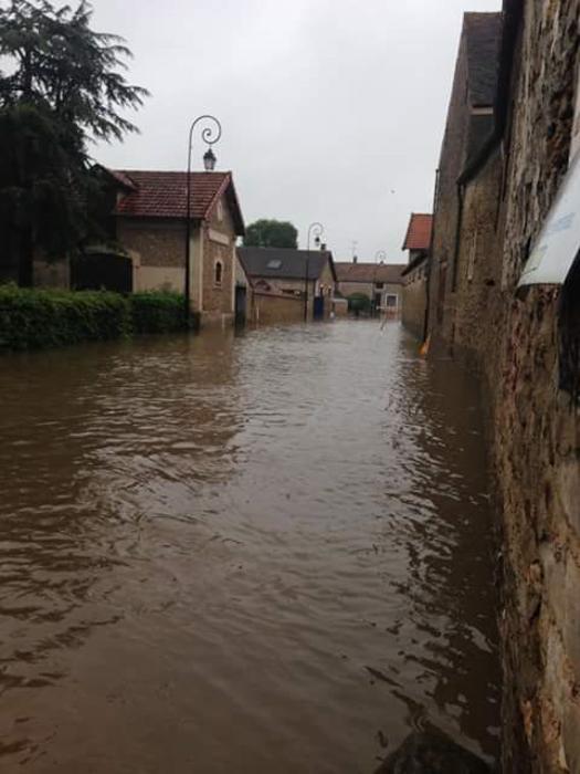 La prévention des inondations dans le bassin versant du ru d'Auvernaux-Moulignon